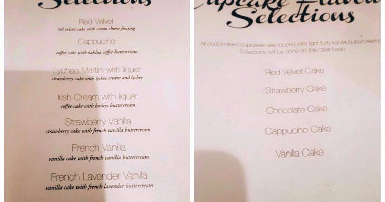 Dessert Cup's Pricing