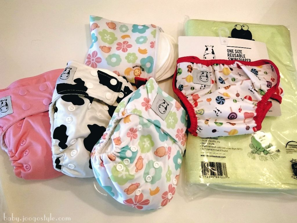 Cloth diaper review