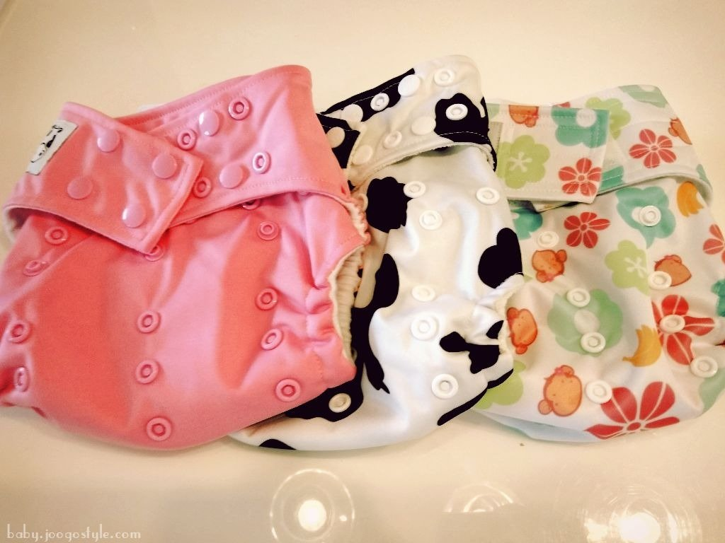 Cloth Diaper in Singapore