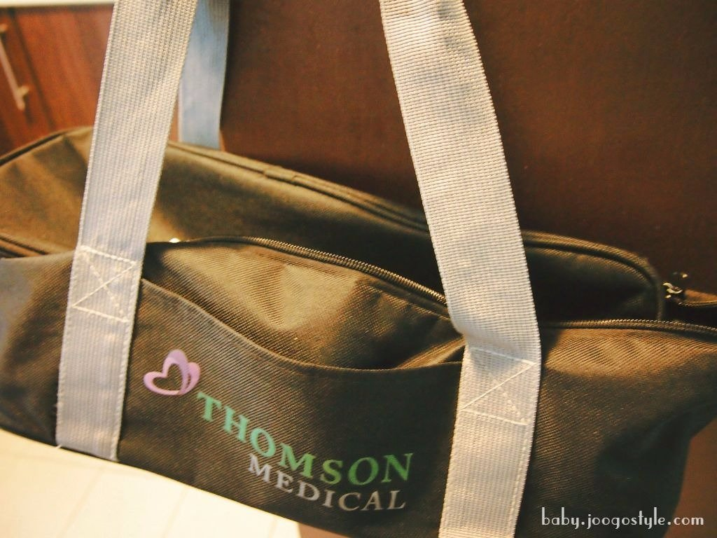 Thomson Medical Confinement Food Review